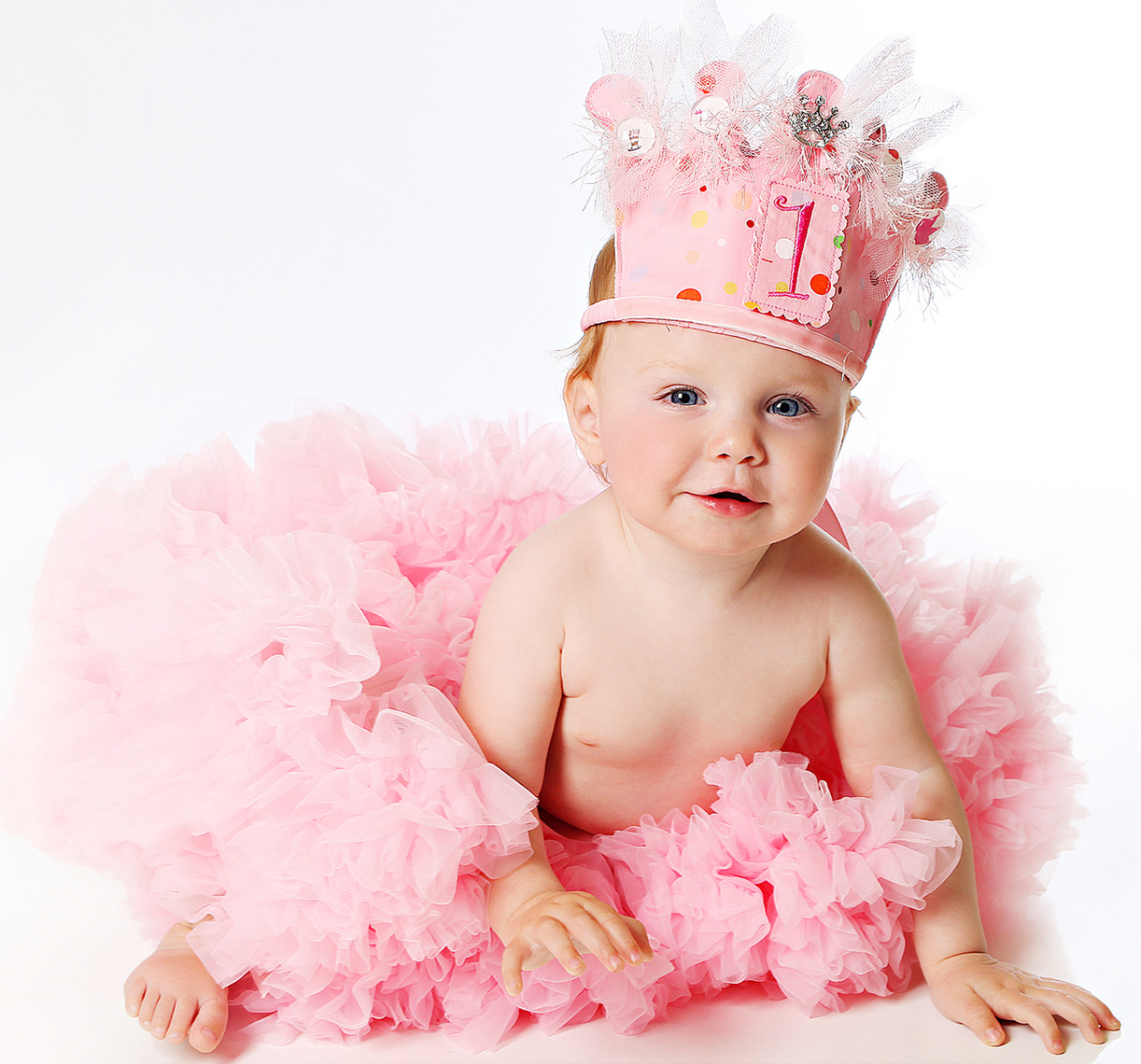Cake smash, newborn and baby photographer, London ON