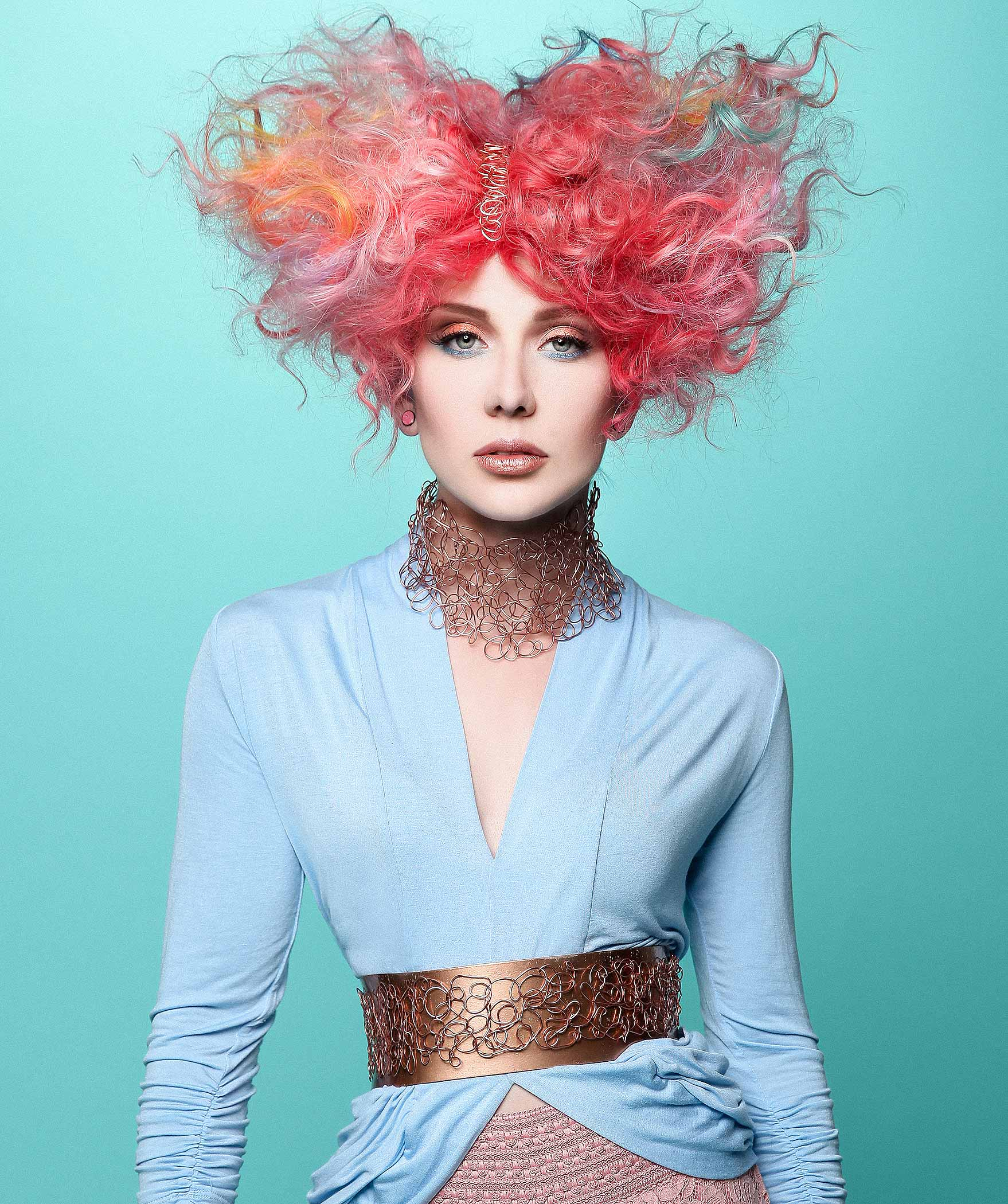 color-texture-hair-competition-salon-magazine-contessa-finalist-nicole-pede-paula-tizzard-photographer