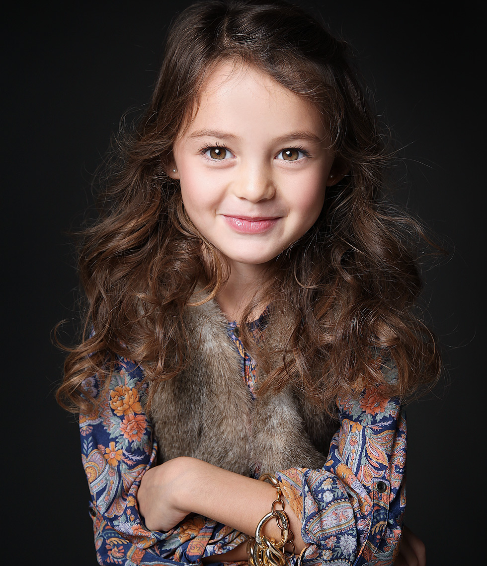 Portrait and child fashion photographers, London, Ontario